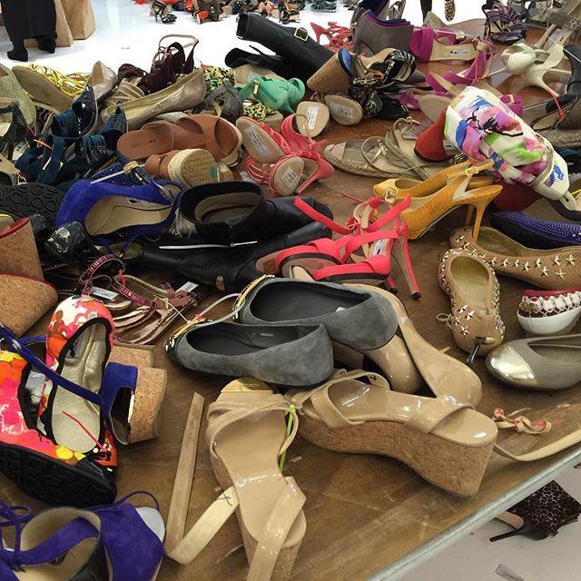 Jimmy Choo Sample Sale, New York, May 2016