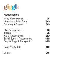 Giggle Sample Sale