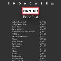 Hunter Sample Sale